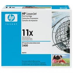 HP - HP Q6511X ORJİNAL SİYAH TONER YÜK. KAP. NO:11X