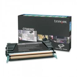 LEXMARK - LEXMARK C734A1KG ORJİNAL SİYAH TONER