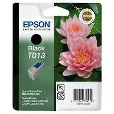 EPSON - EPSON T013401 ORJİNAL SİYAH KARTUŞ