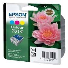 EPSON - EPSON T014401 ORJİNAL RENKLİ KARTUŞ