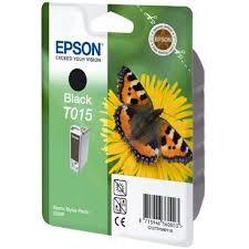EPSON - EPSON T015401 ORJİNAL SİYAH KARTUŞ