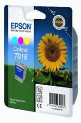 EPSON - EPSON T018401 ORJİNAL RENKLİ KARTUŞ