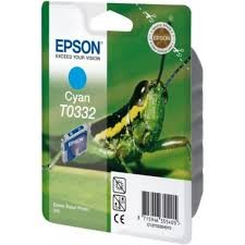EPSON - EPSON T03324 ORJİNAL MAVİ KARTUŞ