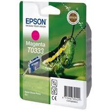 EPSON - EPSON T03334 ORJİNAL KIRMIZI KARTUŞ