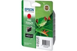 EPSON - Epson T0547 Kırmızı Kartuş