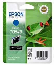 EPSON - Epson T0549 Mavi Kartuş