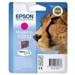 EPSON - EPSON T07134021 ORJİNAL KIRMIZI KARTUŞ