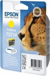 EPSON - EPSON T07144021 ORJİNAL SARI KARTUŞ