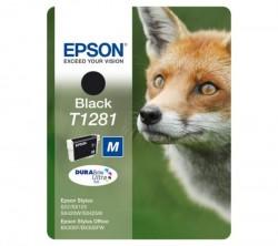 EPSON - EPSON T12814021 ORJİNAL SİYAH KARTUŞ