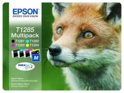 EPSON - EPSON T12854020 ORJİNAL MULTİPACK 4'LÜ KARTUŞ