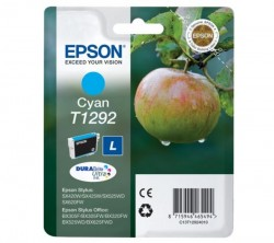 EPSON - EPSON T12924021 ORJİNAL MAVİ KARTUŞ