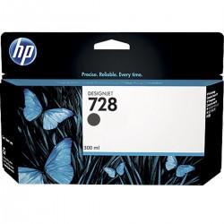 HP - HP 728 F9J68A Mat Siyah Kartuş