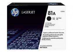 HP - HP CF281A ORJİNAL SİYAH TONER 81A