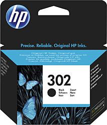 HP 302 F6U66AE Siyah Kartuş - Thumbnail