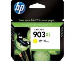 HP - HP T6M11AE ORJİNAL SARI KARTUŞ NO:903XL