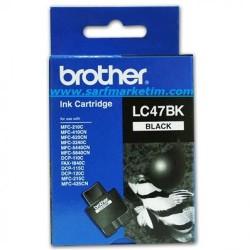 BROTHER - BROTHER LC-47BK ORİJİNAL SİYAH KARTUŞ