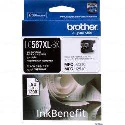 BROTHER - BROTHER LC-569XLBK ORİJİNAL SİYAH KARTUŞ