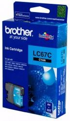 BROTHER - BROTHER LC-67C ORİJİNAL MAVİ KARTUŞ