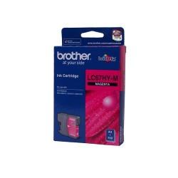 BROTHER - BROTHER LC-67HYM ORİJİNAL KIRMIZI KARTUŞ YÜK.KAP.