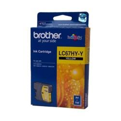 BROTHER - BROTHER LC-67HYY ORİJİNAL SARI KARTUŞ YÜK.KAP.
