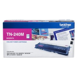 BROTHER - BROTHER TN-240M ORİJİNAL KIRMIZI TONER
