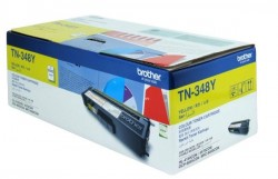 BROTHER - BROTHER TN-348Y ORİJİNAL SARI TONER