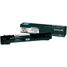 LEXMARK - LEXMARK X950X2KG ORJİNAL SİYAH TONER YÜK.KAP