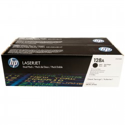 HP 128A CE320AD 2'li Toner - Thumbnail