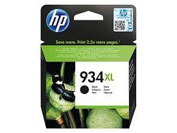 HP 934XL C2P23AE Siyah Kartuş