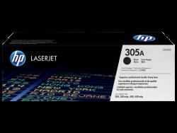 HP - HP CE410A ORJİNAL SİYAH TONER NO:305A