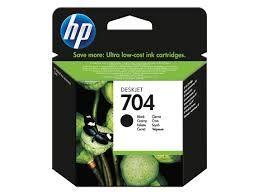 HP 704 CN692AE Siyah Kartuş