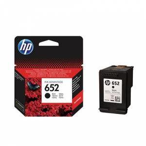 HP 652 F6V25AE Siyah Kartuş
