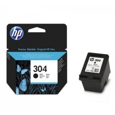 HP N9K06AE (304) SIYAH MUREKKEP KARTUSU 120 SAYFA