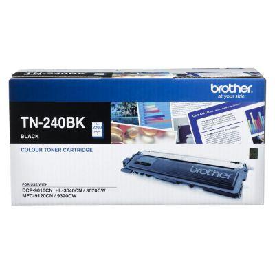 BROTHER TN-240BK ORİJİNAL SİYAH TONER